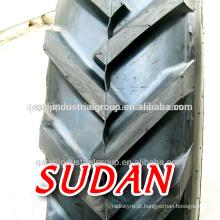 12X38 13.6X38 Pneu para agricultura na China, pneus de trator da marca DOUBLE ROAD, venda de pneus para ATV
