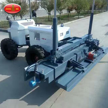 Ride On Concrete Laser Screed Leveling Machine
