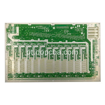 Placa de Circuito Multilayer Rogers PCB