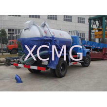 5980*1980*2680m Waste Collection Vehicles, Vac Truck / Sewer Vacuum Truck Xzj5060gxw For Drainage And Suction