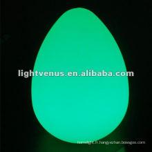 Changement de couleur extérieure LED Ball