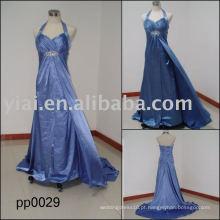 2010 New Sexy Design vestido formal real PP0029