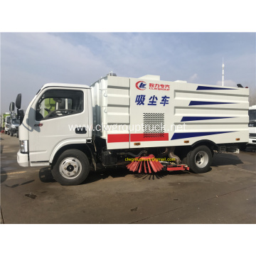 CCC ISO Certification road sweeper vacuum sweeper