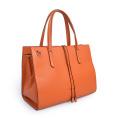 Luxury Full Grain Marriage Bag Convertible Work Bag