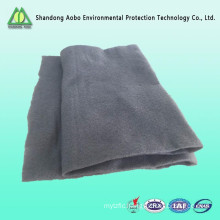 Good price Needle punched non-woven reliable quality Anion fiber fabric/Anion fiber felt /Anion fiber wadding