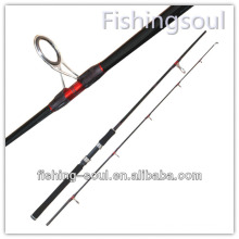 SPR042 2 Section Spinning Carbon Fishing Rod