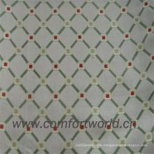 Jacquard Chenille Curtain Fabric (SHSF00473)