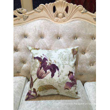 Decorative Cushion Fashion Printing Pillow (EDM528)