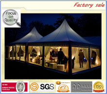 15 years life span , 5x5m pagoda tent for sale wedding events