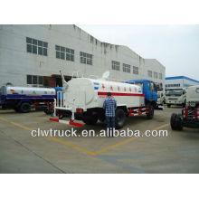 Dongfeng de alta presión steet limpieza de camiones de agua
