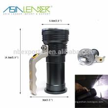 La dernière lampe de poche à LED Protable