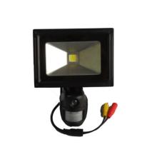 Wi-fi 720 P PIR sensores nightwatcher câmera de luz de segurança HD secreta detector de movimento lâmpada câmeras