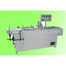 Semi-automatic Transparent Film 3D Packaging Machine