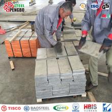 Высокая прочность углеродистой горячекатаной стальной плиты с CE