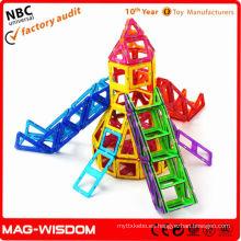 Juguetes de imán de construcción para adultos