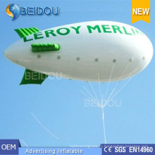 Globo de hélice de aire personalizado Globo inflable de publicidad de dirigible de RC