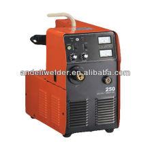 MIG-250Y AC DC IGBT inverter CO2 gas shielded mig welding machines