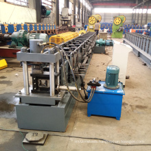 Good pillar shelf beam roll former fully automatic storage rack roll forming machine for supermarket