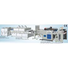 Vollautomatische Siebdruckmaschine