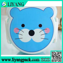 Cute Cartoon Face, Heat Transfer Film for Lunch Box