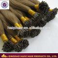 Новое прибытие высокого качества бренда Balmain Pre скрепленные выдвижения волос