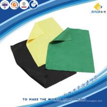 Chiffons de nettoyage optique avec logo de bourrage chaud