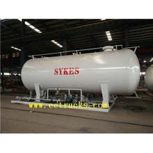 50000L 20 тонн смонтирована на газозаправочной станции