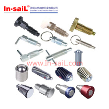 2016 Hot Sale Spring Plunger Knob Manufacturer in Shenzhen