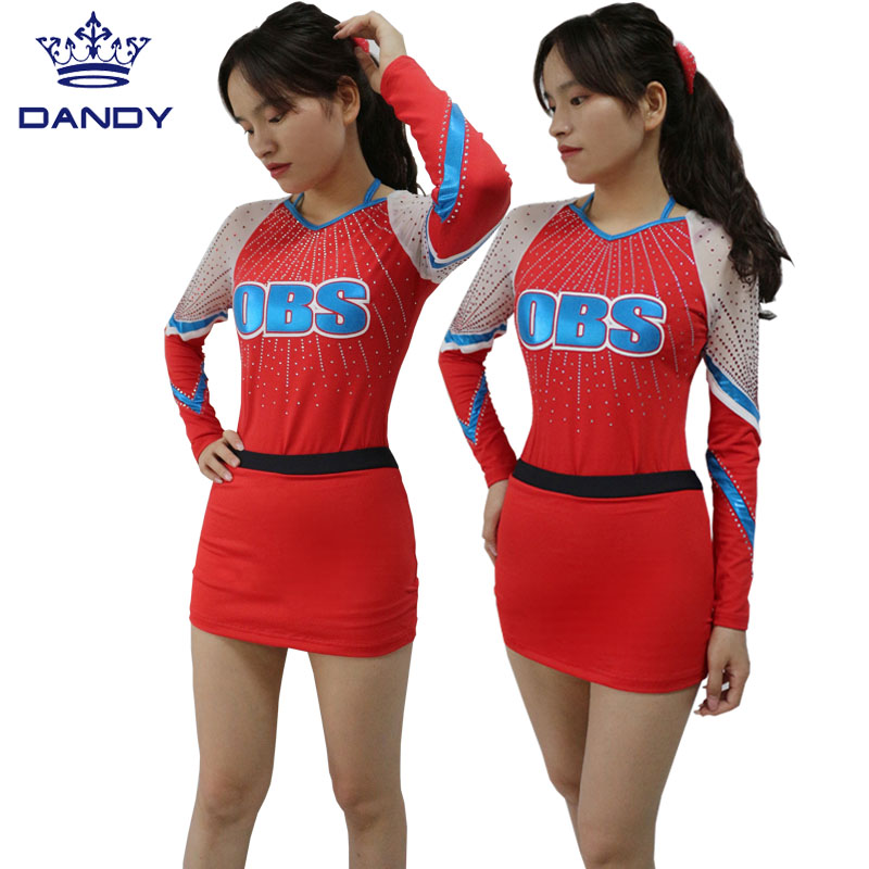wholesale cheer uniforms