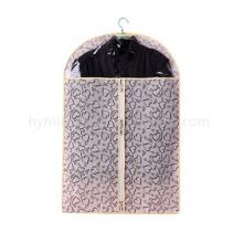 Atacado saco de vestuário profissional bordado, crianças sacos de vestuário, atacado personalizado sacos de terno