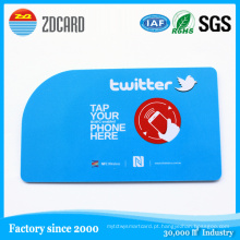 Cartão de visita sem contato do cartão inteligente de Smart da venda