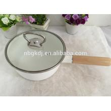 Enamelware Casserole matka water pot