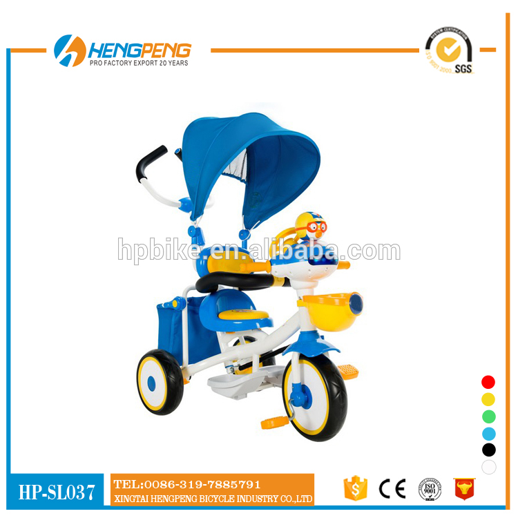 Hot Tricycle dengan Tenda