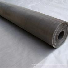 Seawater Corrosion Resistance malla de filtro de alambre de acero inoxidable Llanura Tejido 904L Malla de alambre