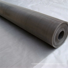 Plain weave 100 mesh 0.1mm wire Inconel 600 wire mesh