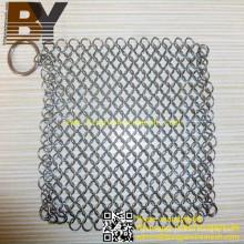 Kettenpost-Reiniger Cast Iron Pan Scrubber