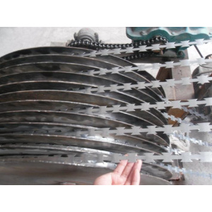 Hot dipped galvanized Razor Barbed Wire High Quality