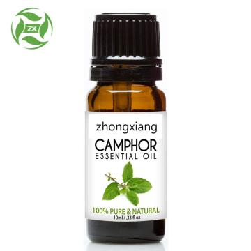 Organic Pure Camphor Oil for Supplying Private Label