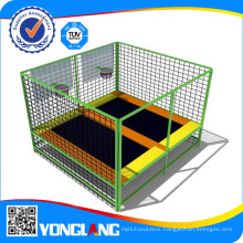 High Quality Large Indoor Trampoline with Dodgeball