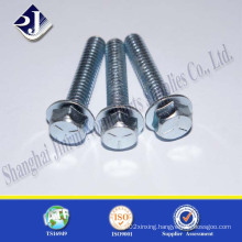 Hot Sale Hex Flange Bolt