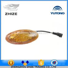 EX Preço de Fábrica de alta qualidade Yutong parte do ônibus 24 V 4111-00037 Lado Turning Lamp