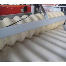 Línea de extrusión de placa / cartón corrugado de PVC