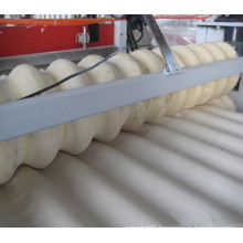 PVC Corrugated Roof Board/Sheet Extrusion Line
