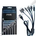 1,2 m USB Universal Recharge Kabel für NDSI & NDSL & GBA SP & PSP & IPOD Giftbox Paket