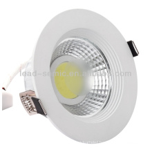 COB 3W,5W,10W,20W,30W high power led downlight