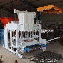 WT10-15 automatische Ziegelmaschine Deutschland
