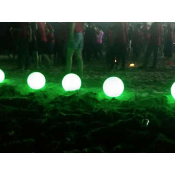Vente chaude 16 couleurs Ball LED Night Light