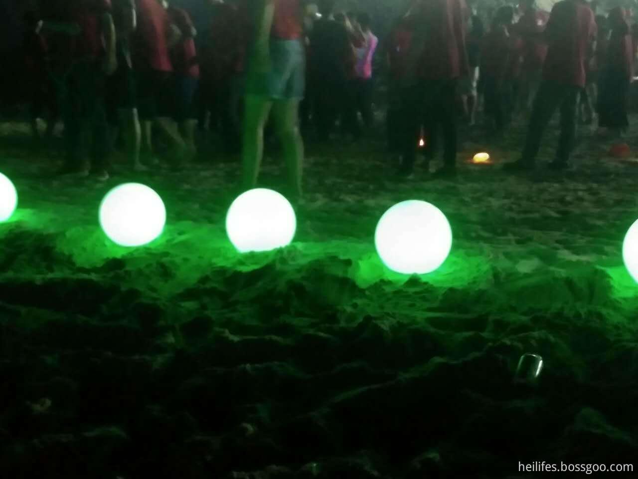 Outdoor Solar Led Ball Light