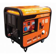 3-фазный 5 кВА дизельный генератор (DG6500E3)
