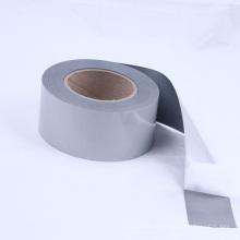 EN471hi Vis Silber Muster thermische Spiegelfolie